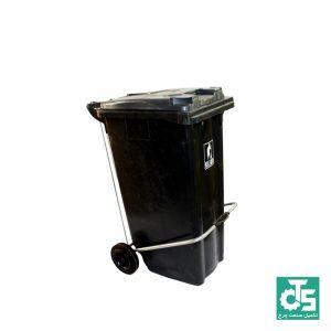 سطل زباله 180 لیتری
